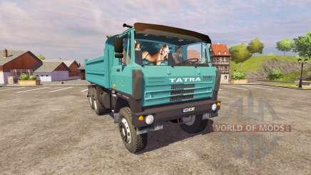 Tatra T815 S3 v2.0 для Farming Simulator 2013