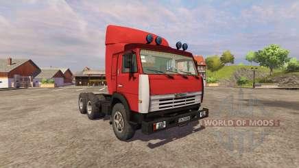 КамАЗ-54115 ОдАЗ-9370 Koegel для Farming Simulator 2013