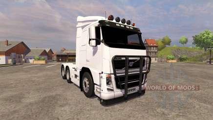 Volvo FH16 6x4 для Farming Simulator 2013