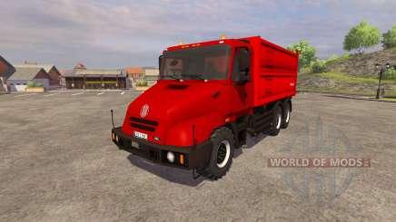 TATRA 163 для Farming Simulator 2013