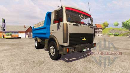 МАЗ-5551 для Farming Simulator 2013