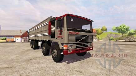 Volvo F12 для Farming Simulator 2013