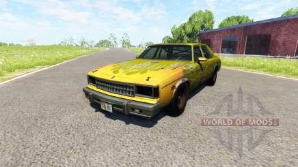 American Sedan skin5 для BeamNG Drive