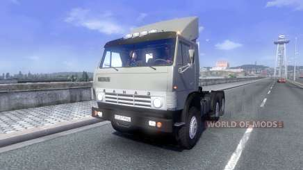 КамАЗ-5410 для Euro Truck Simulator 2