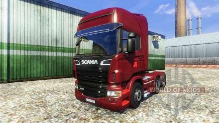 Scania R500 для Euro Truck Simulator 2