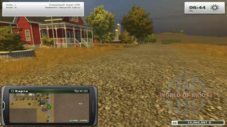 Money Cheat для Farming Simulator 2013