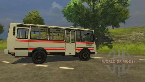 ПАЗ-3205 для Farming Simulator 2013