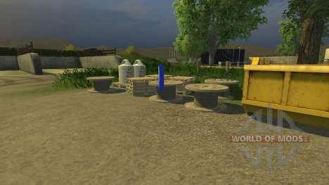 Map Buyable Object для Farming Simulator 2013