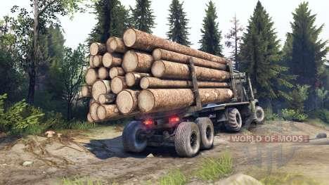 ЗиЛ-130 4х4 для Spin Tires