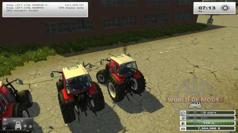 GPS для Farming Simulator 2013