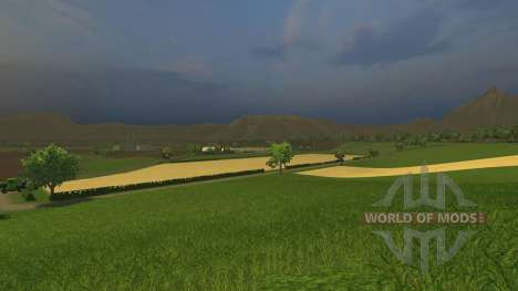 Vogelsberg для Farming Simulator 2013
