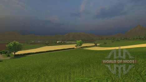 Vogelsberg для Farming Simulator 2013