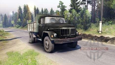 ЗиЛ-130 ММЗ-4502 для Spin Tires