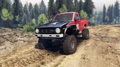 Toyota Hilux Truggy 1981 v1.1 rigid industries
