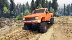 Toyota Hilux Truggy 1981 v1.1 orange