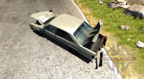 Ford LTD 1968 для BeamNG Drive