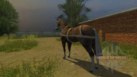 Лошадь для Farming Simulator 2013