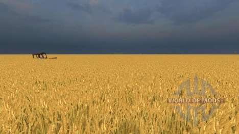 Казахстан для Farming Simulator 2013