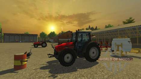 moreRealistic Hegenstadt для Farming Simulator 2013