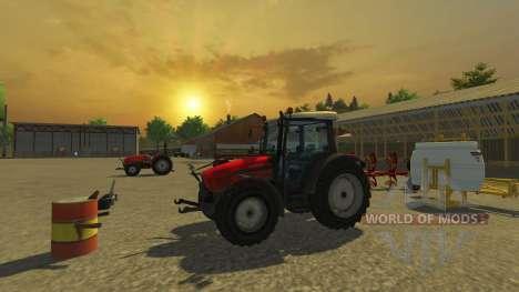 moreRealistic Hegenstadt для Farming Simulator 2013