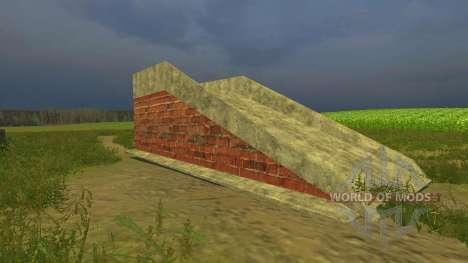 Рампа для Farming Simulator 2013