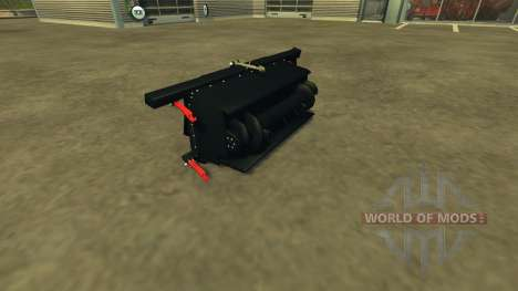MacDon d50 для Farming Simulator 2013