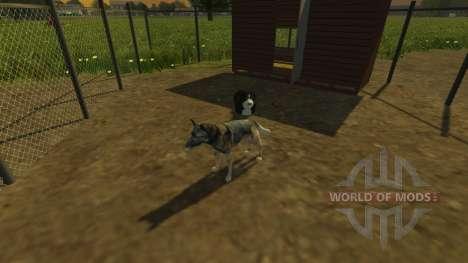 Сторожевые собаки для Farming Simulator 2013