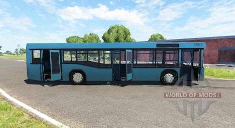 МАЗ-203 голубой для BeamNG Drive