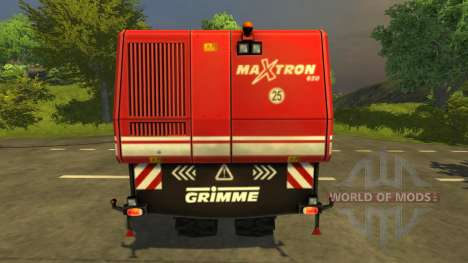 Grimme Maxtron 620 для Farming Simulator 2013