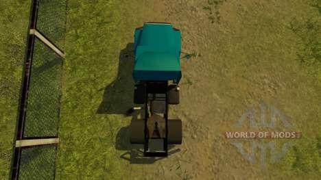 ГАЗ 3309 для Farming Simulator 2013