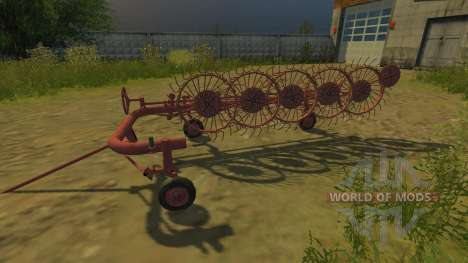 Агромет Z-211 для Farming Simulator 2013