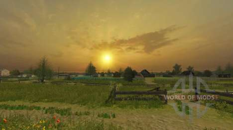 Бухалово для Farming Simulator 2013
