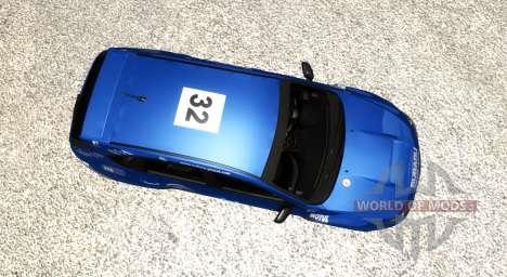 Subaru Impreza WRX STI 2008 для BeamNG Drive