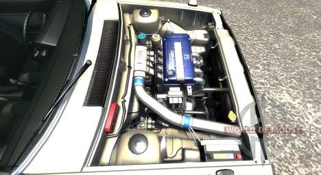 Honda Prelude SN для BeamNG Drive