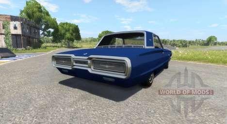 Ford Thunderbird 1964 для BeamNG Drive
