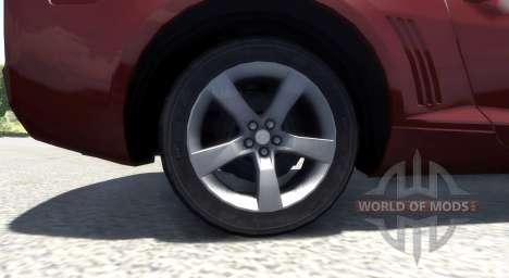 Chevrolet Camaro 2010 для BeamNG Drive
