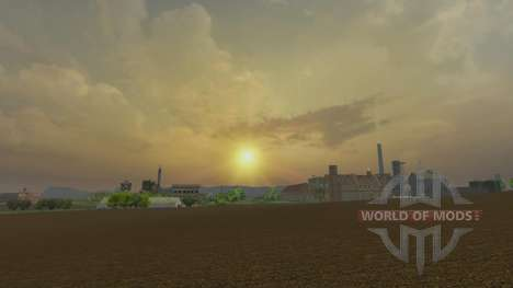 Воеводина для Farming Simulator 2013