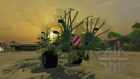 Krone Swadro 2000 для Farming Simulator 2013