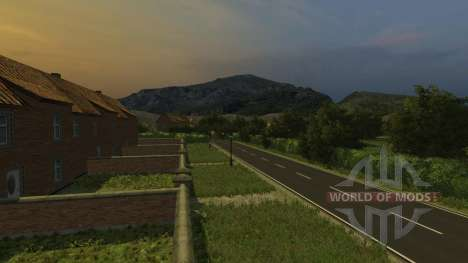 United Kingdom (UK) для Farming Simulator 2013