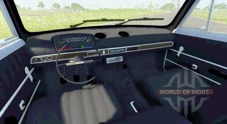 ВАЗ-2101 v2.0 для BeamNG Drive