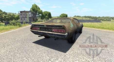 Ford Torino 1970 Extreme для BeamNG Drive