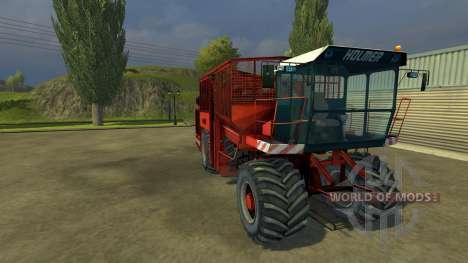 Holmer Terra Dos для Farming Simulator 2013