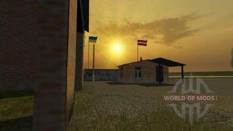 Украина для Farming Simulator 2013