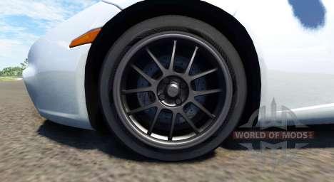 McLaren MP4-12C для BeamNG Drive