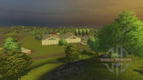 Хагенштедт для Farming Simulator 2013