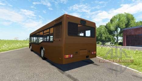 МАЗ-203 коричневый для BeamNG Drive