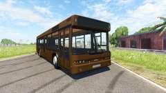МАЗ-203 коричневый