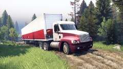 Freightliner Century Class Day Cab