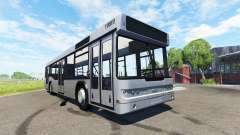МАЗ-203 серый