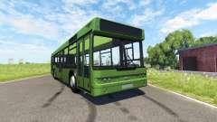 МАЗ-203 зелёный